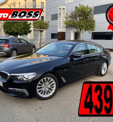 BMW 520D   2017   33.500€