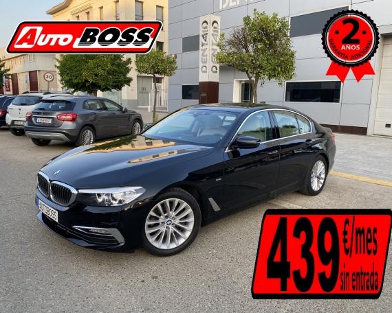 BMW 520D | 2017 | 33.500€