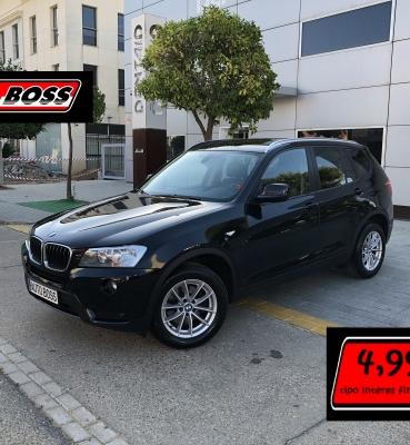 BMW X3 18D STEPTRONIC| 2014 |18.900€