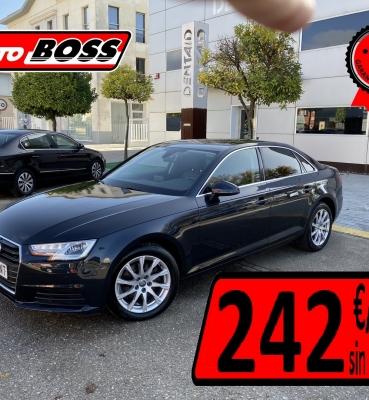 AUDI A4 2.0 TDI| 2016 | 18.500€