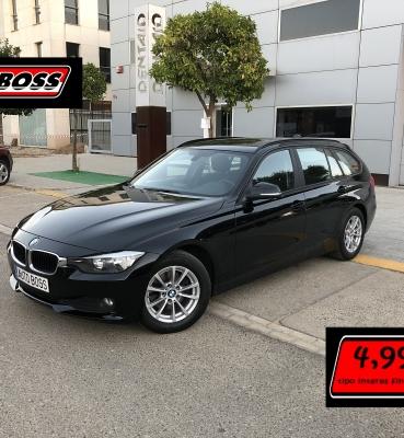 BMW 320D TOURING| 2014 |15.900€