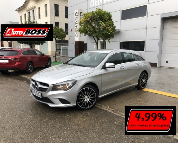 MERCEDES CLA 200 CDI SHOOTING BRAKE | 2016 | 20.900