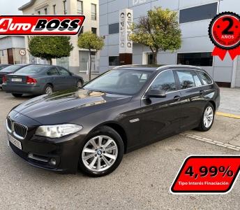 BMW 518D | 2015 | 17.950€