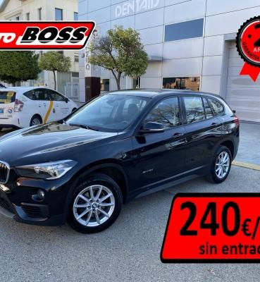 BMW X1 18d   2017   19.750€