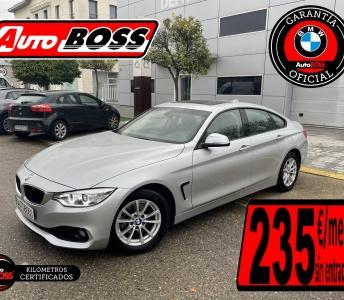 BMW 418D | 2016 | 17.950€