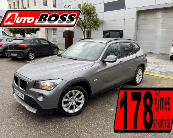 BMW X1 18D | 2011 | 9.900€