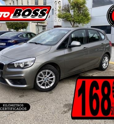 BMW 216 1.5D | 2016 | 12.990€