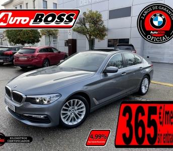 BMW 520 2.0D   2017   27.900€