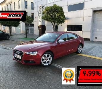 AUDI A5 TDI SPORTBACK| 2012 | 16.500€