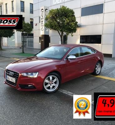 AUDI A5 TDI SPORTBACK  2012   16.500€