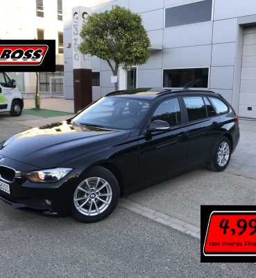 BMW 318D TOURING| 2014 |16.500€