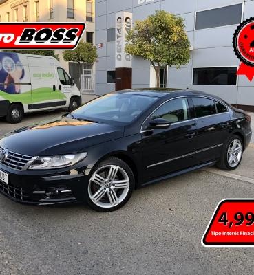 VW CC 2.0 TDI | 2014 | 16.950€