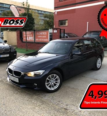 BMW 318d X-DRIVE| 2014 |15.900€