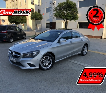 MERCEDES CLA 200   2013   19.500