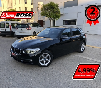 BMW 116D | 2016 | 15.900€