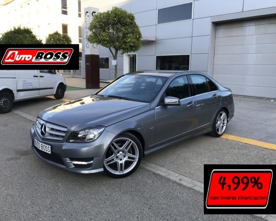 MERCEDES C250 CDI AMG | 2012 | 18.900€