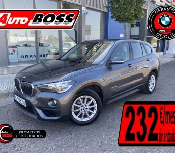 BMW X1 18D | 2016 | 17.900€