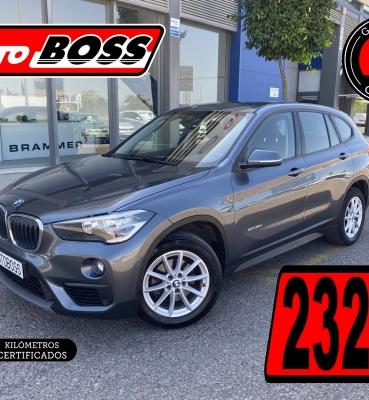 BMW X1 18D   2016   17.900€