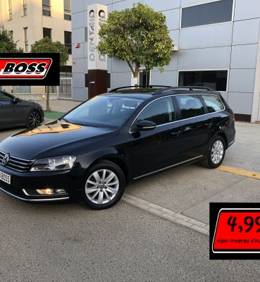 VW PASSAT VARIANT TDI | 2015 | 12.900€