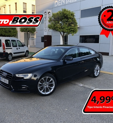 AUDI A5 2.0 TDI  2014   22.500€
