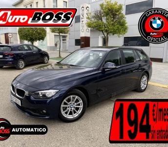 BMW 318 2.0D | 2016 | 14.950€