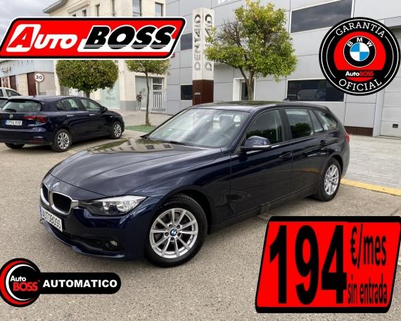 BMW 318 2.0D   2016   14.950€