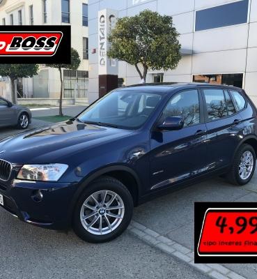 BMW X3 18d | 2013 |18.500€
