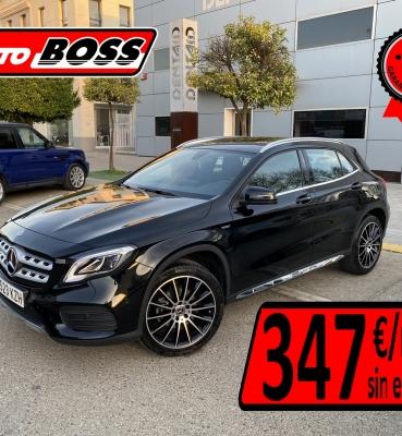 MERCEDES GLA 200 CDI AMG    2017   25.950€