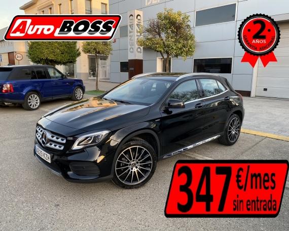 MERCEDES GLA 200 CDI AMG  | 2017 | 26.500€