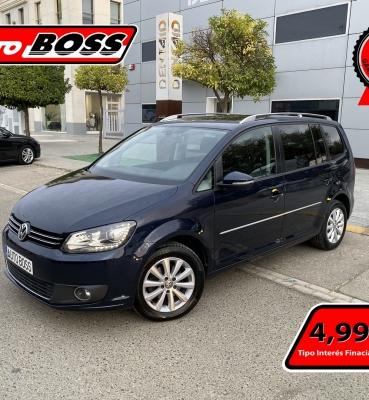 VW TOURAN 1.6 TDI   2015   14.990€