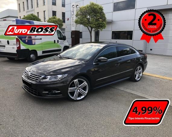 VW CC 2.0 TDI | 2014 | 20.900€
