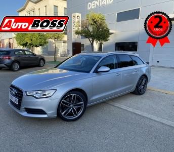 AUDI A6 3.0 TDI| 2014 | 19.990€
