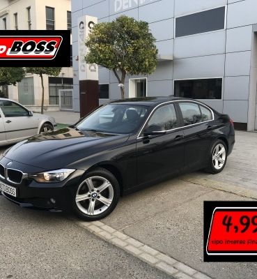 BMW 318D STEPTRONIC| 2013 |16.990€
