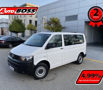 VW TRANSPORTER 2.0 TDI | 2014 | 16.500€