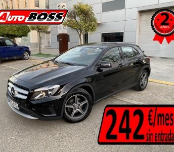 MERCEDES GLA 200 CDI  | 2016 | 18.500€