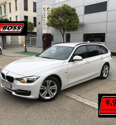 BMW 320D TOURING SPORT| 2014 |17.500€