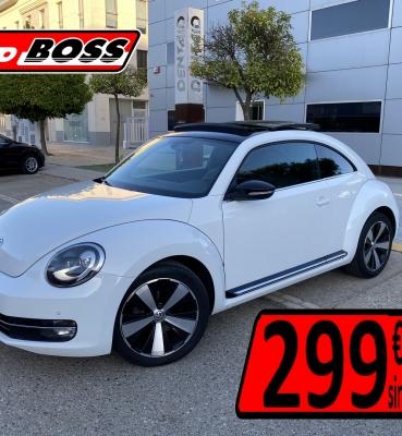VW BEETLE 2.0 TDI | 2015 | 22.950€