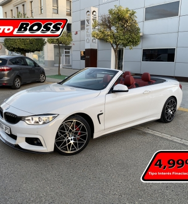 BMW 420   2016   33.500€