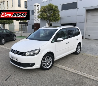 VW TOURAN TDI DSG | 2012 | 9.900€