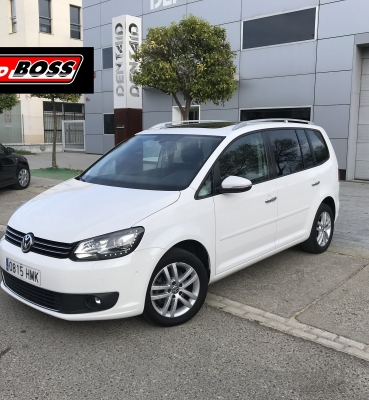 VW TOURAN TDI DSG | 2012 | 9.900€