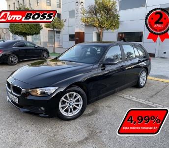 BMW 318D | 2015 | 13.990€