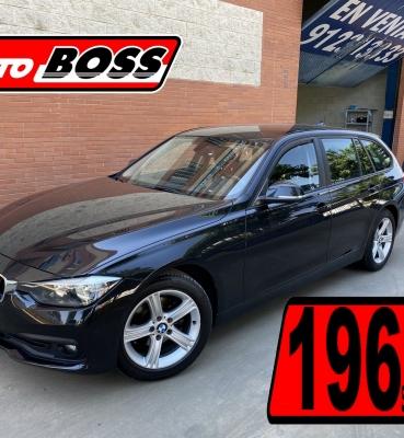BMW 318D | 2017 | 14.990€