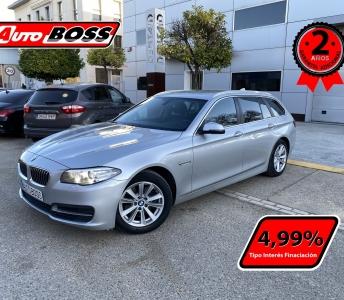 BMW 520D   2015   19.500€
