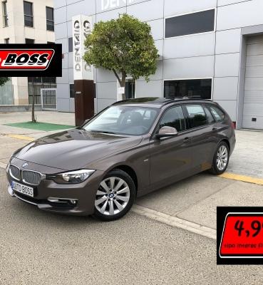 BMW 318D TOURING| 2014 |14.900€