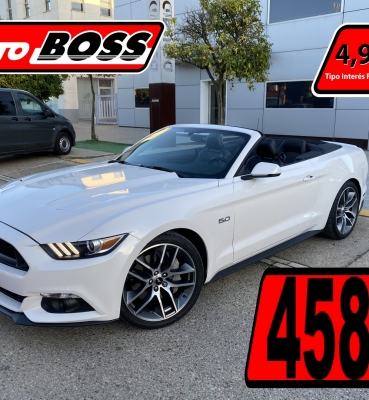 FORD MUSTANG GT 5.0 | 2016 | 44.950€