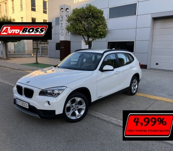 BMW X1 18D STEPTRONIC | 2013 |16.900€