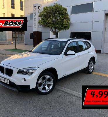 BMW X1 18D STEPTRONIC | 2013 |16.900€