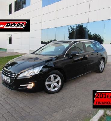 PEUGEOT 508 SW| 2012 | 12.500€