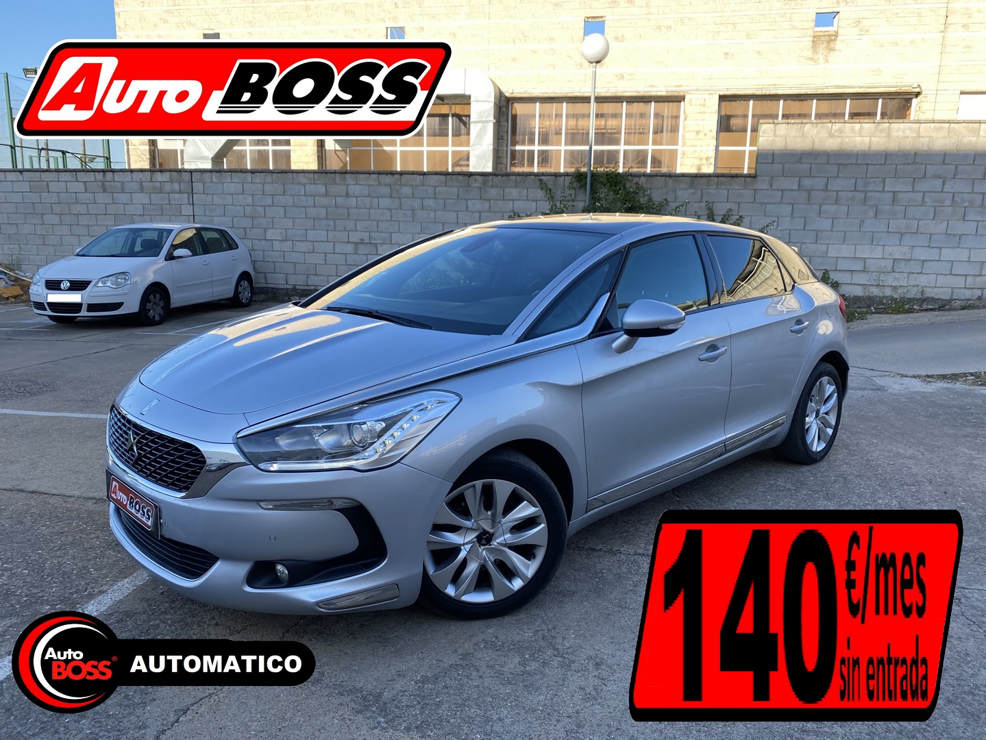 DS 5 1.6 HDI | 2016 | 9.500€